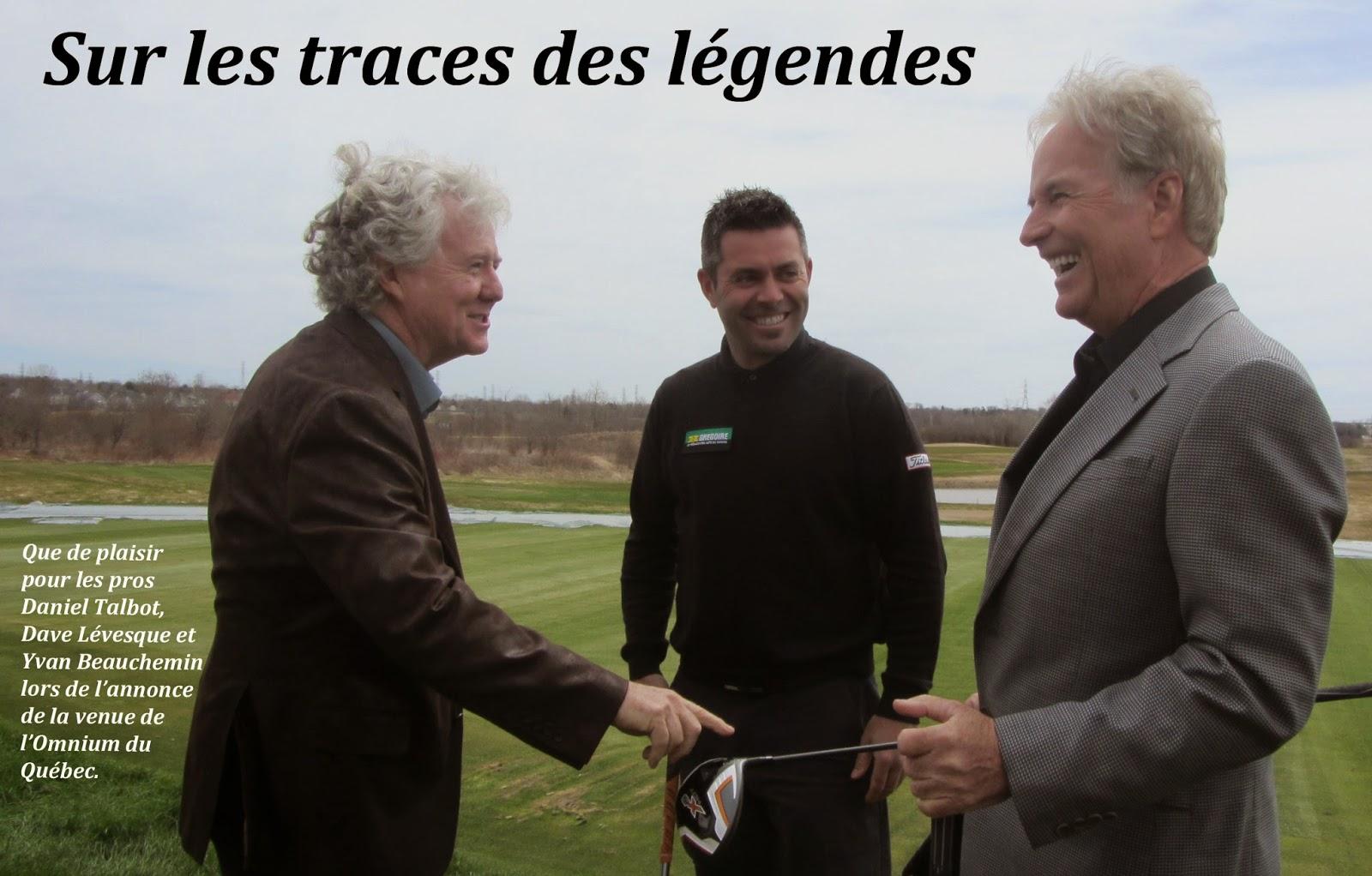 Omnium du Québec : sur les traces des légendes