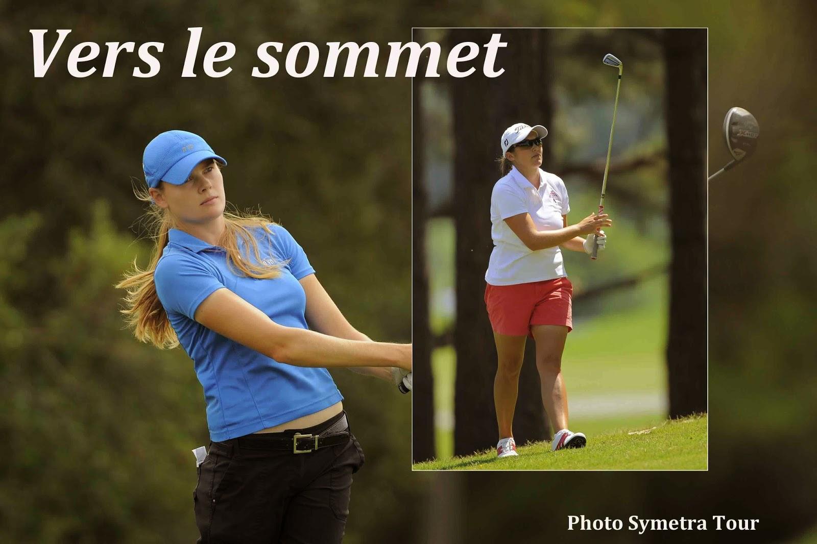 Vers le sommet. Qualifications LPGA 2014 – 1