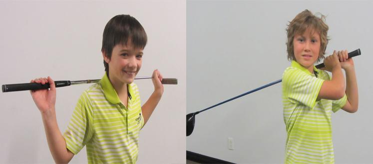 La relève : choisis par le golf!