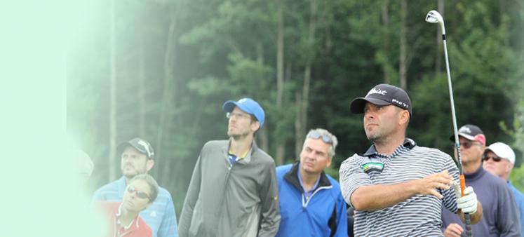 Lévesque veut être le Marc Bergevin du golf