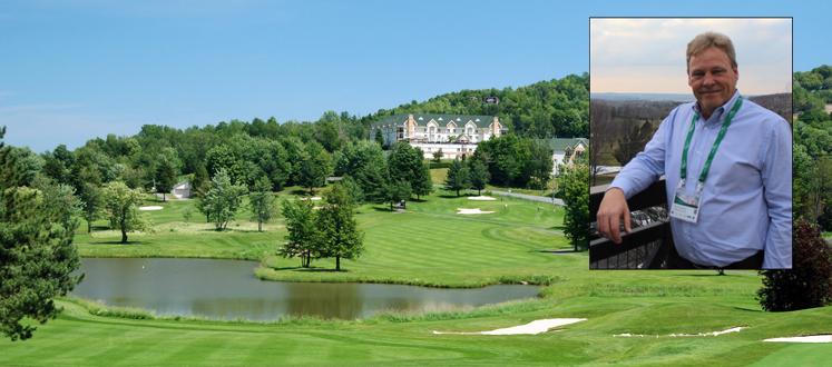 Grosse semaine de golf en Estrie