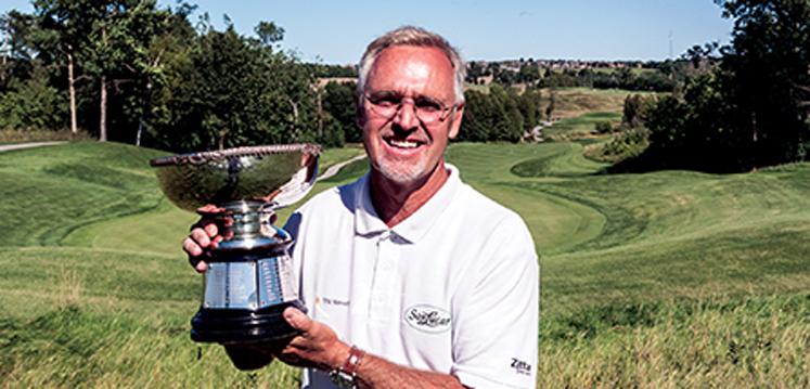 Toute une finale à la PGA Senior du Canada