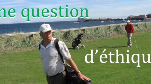 La sécurité sur un parcours de golf