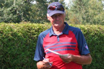 Jean-Pierre Hardy, bénévole de l'année