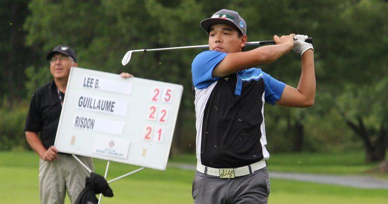 Pour atteindre la PGA, Beon Yeong Lee passe par la Chine