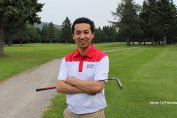 Au Québec pour le golf