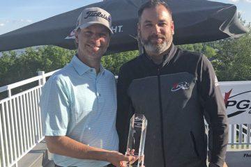 Victoire de Plante au premier tournoi de la PGA-Québec
