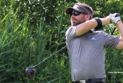 Gilles Guillemette Jr remporte le premier tournoi amateur de la saison à Québec