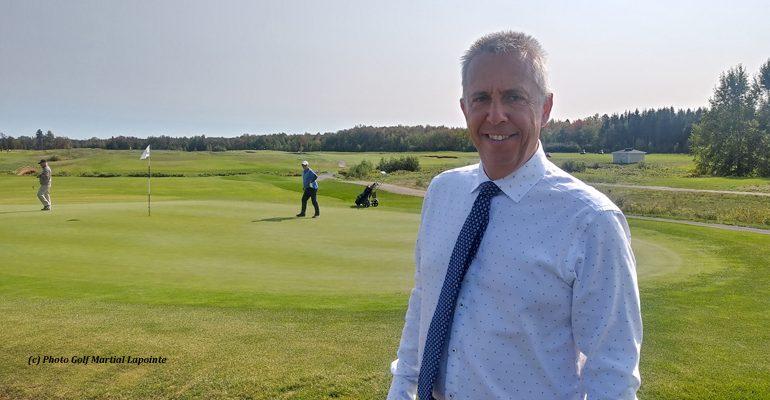 Boisés de Joly: relancer un club de golf en pleine pandémie