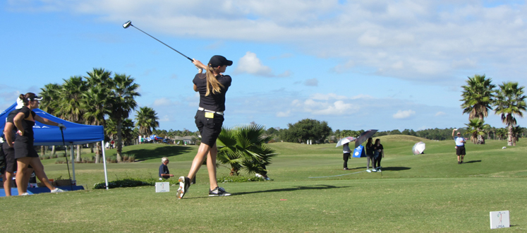 Leblanc de justesse. Qualifications LPGA 2014 – 3