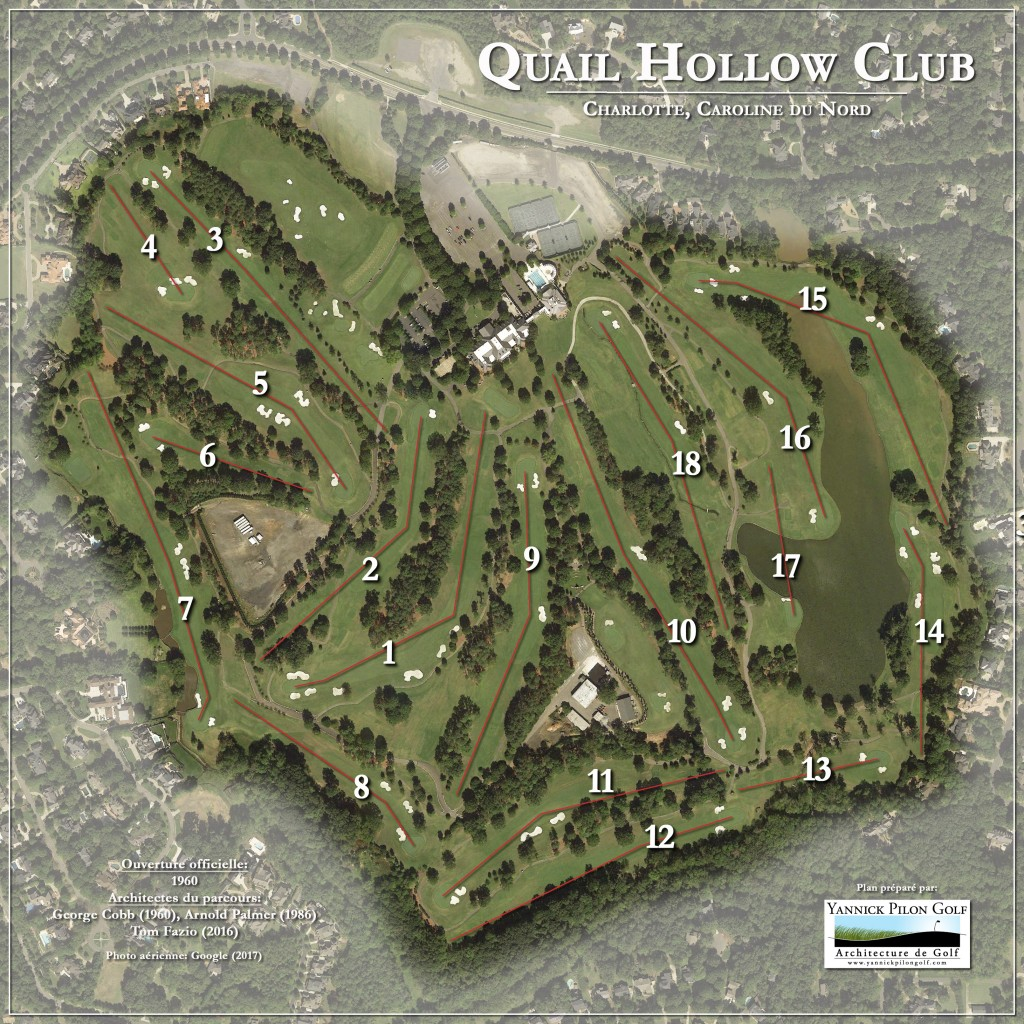 Quail Hollow Plan