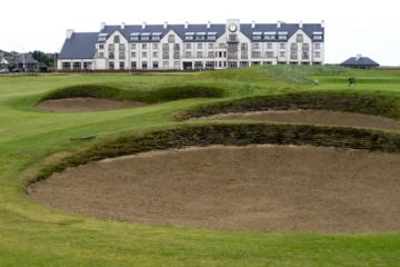 Carnoustie, le monstre…
