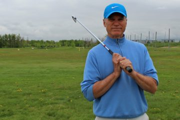 Le meilleur exercice de golf, point final